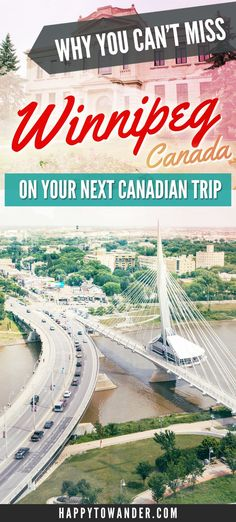 Winnipeg, Manitoba is one of Canada's most underrated city! Here's why it makes the perfect city break, featuring inspiration for things to do in Winnipeg and popular sights to visit. Quebec, Montreal, Toronto, Backpacking Canada, Canada Summer, Visit Canada, Canadian Travel, By Train, Travel