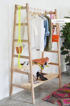 DIY room to room: ladders