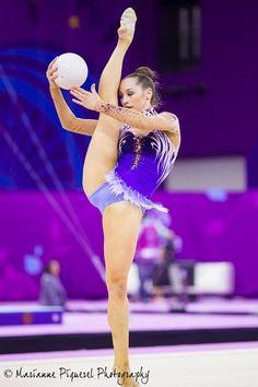 Katsiaryna Halkina (Belarus), European Games (Baku) 2015