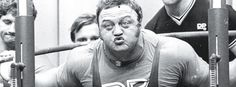 World's Strongest Man Hall of Fame entrant Bill Kazmaier shows his incredible strength and endurance in the 1982 competiton and becoming the Sumo Wrestling supremo