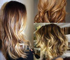 L'ultima tendenza #beauty per i capelli? Si chiama #BRONDE (brown+blonde) ed è una tecnica di colorazione di grande effetto: riflessi caldi in un mix naturale di castano e biondo. #hair #capelli #hairitaly