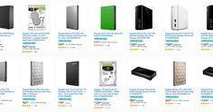 Learn about All the Hard Drive Space You Could Possibly Want Is On Sale For Prime Day http://ift.tt/2u3cz4T on www.Service.fit - Specialised Service Consultants.