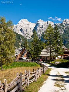 Kekec homestead is a hidden treasure close to the source of Slovenian emerald…