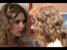 Hey guys this is different to my normal hair tutorials but I hope you guys like it because I had a lot of fun doing it. I love Pretty Little Liars and I am i... Video Rating: 4 / 5