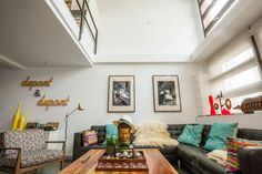 Video House Tour: A Converted Taxi Garage in Paris | Apartment Therapy