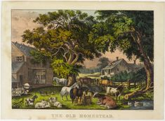 Image result for the old homestead