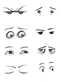 Brett Helquist: DRAWING LESSON: HOW TO DRAW EYES