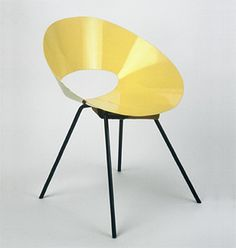 Metal Chair 132, Donald Knorr, 1948