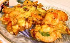 Aprenda a preparar a receita de Tempurá de legumes                              …