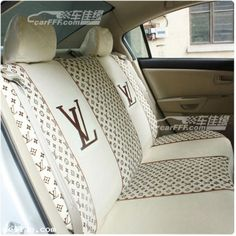 this girl knows seats  Fashion  Pinterest  Cars Louis vuitton
