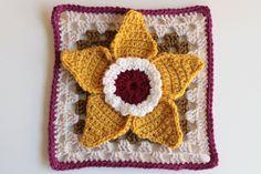 Gran's Garden Flower #13