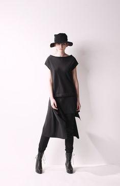 [No.3/16] YOHJI YAMAMOTO + NOIR 2013~14秋冬コレクション   Fashionsnap.com