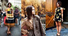 Pop Culture And Fashion Magic: Miroslava Duma style file