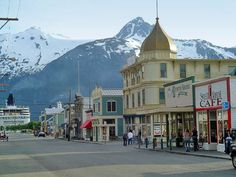 Skagway, Alaska- I wanna goooo!