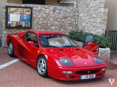 Ferrari F512 M (1995-1996)