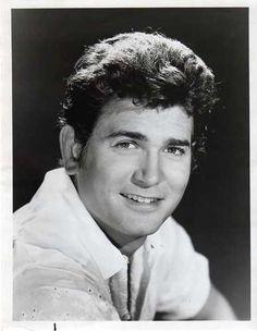 Vintage 1967 Bonanza Star Michael Landon TV Series Promo Headshot Photo | eBay