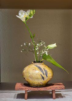 Miniature arrangement www.facebook.com/Ikebana-International-Montreal-852683954845979