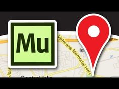 Adobe Muse Getting Started - Adding a Google Map To Your Website