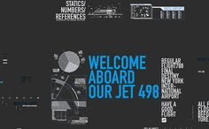 WELCOME ABOARD B-SIDES by Francisco Andriani, via Behance