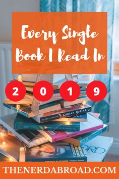 As an avid reader, I try to read books every month. In I read a total of 12 books. Here's a list of all the books I read. Taking up reading as a. New Books, Books To Read, 12th Book, Happy Reading, In 2019, Thing 1 Thing 2, Book Recommendations, Book Review, Nerd