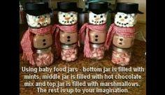 Super cute Christmas craft!!!