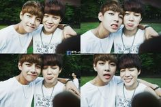 BTS 방탄소년단 || 151230 21st Happy 'V'irthday 2015 Facebook Update || Kim Tae-Hyung 김태형
