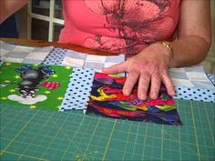 I Spy Quilts With Flaps Video - YouTube
