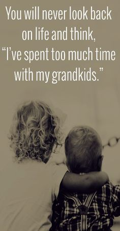 Research Shows Grandparents' Brains Benefit from Babysitting Grandkids Quotes, Quotes About Grandchildren, Call Grandma, Grandma And Grandpa, Never Look Back, Spiritual Inspiration, Babysitting, Grandparents, Looking Back