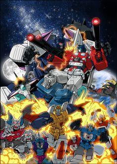 Transformers Masterforce DVD by *GuidoGuidi on deviantART