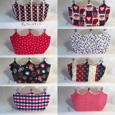 Changeable Patriotic Purse Covers, Purse Covers, Bag Covers, Hand Made Purse Covers, Changeable Purse Covers by PamsBeadedTreasure on Etsy