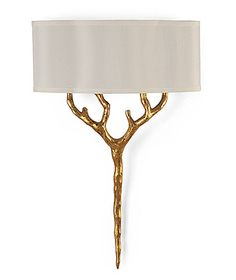 """Absolutely amazing design - very reminiscent of antlers!  W16 x D5 x H24"""""""