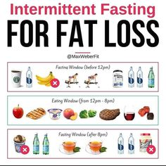 """🔥 Intermittent Fasting for Fat Loss🔥 ⠀⠀ 🤔 Can you imagine a meal timing strategy where you DO NOT eat for hours of the day? ⠀⠀ 😈 It sounds scary, doesn't it? Well, not so fast… ⠀⠀🔥 This """"diet"""" that I'm referring to is called Intermittent Fas Diet Plans To Lose Weight, Weight Loss Plans, Weight Loss Program, Ways To Lose Weight, Losing Weight, Weight Gain, Body Weight, Diet Program, Weight Loss Challenge"""