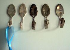 spoon coffee cup rack DIY