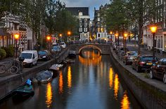 Amsterdam, Netherlands.  Love!