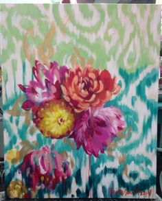 New art from Kristy Gammill at Room 22!!