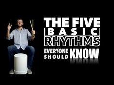 Top 10 Bucket Drumming Beats of ALL Time #5/10 (plus variations) - YouTube