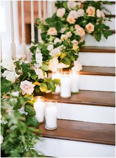 The Orlo Inspiration Shoot. Candles and Flowers. Venue: The Orlo House | Photography: The Ganeys | Planning & Design: Bourbon and Blush Events | Floral Design: Still Floral | Decor: MMD Events