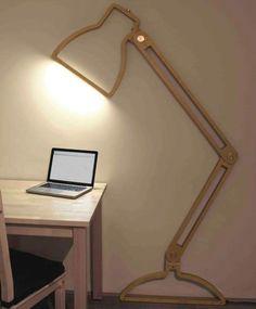 Creative Lamp : )