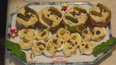 #weusetv feat #ilboccatv - #Pomodori e #uova #sode #ripieni...ce l'han chiesti anche l'#alieni!
