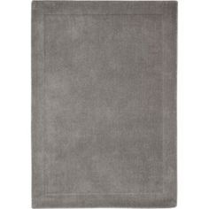Buy Heart of House Arden Wool Rug - 180 x 120cm - Charcoal at Argos.co.uk - Your Online Shop for Rugs and mats.