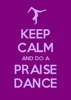 Do A Praise Dance