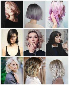 d399d051c14 Penteados para cabelos curtos fáceis simples e modernos