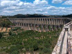 Aqueduto dos Pegões –Tomar http://mjfs.wordpress.com/category/aquedutos/ (Obrigado Laura)