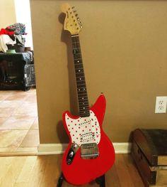 15 Best Fender Jag Stang Images Guitars Fender Jaguar Fender
