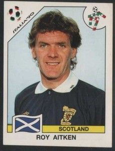 Roy Aitken - Scotland