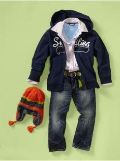 Montauk Collection by gapkids is my boy to a t:)