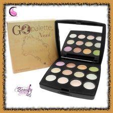 Coastal Scents Go Palette Nuuk   Beautiful 12 Color Eyeshadow Makeup Cosmetics