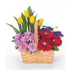 Send New Year Flowers Online