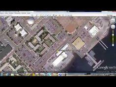 Como inserir coordenadas no Google Earth e usar o Google Maps