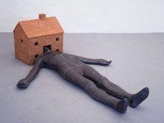 Antony Gormley / Home / 1984